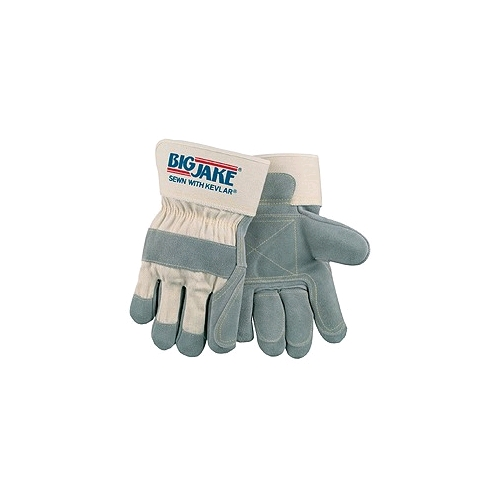 "Memphis Big Jake Gloves, 2-1/2"" Safety Cuffs, Large"