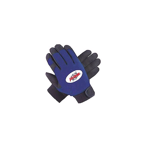 Memphis Fasguard Multi-Purpose Gloves, Syn. Leather, XL