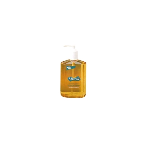 Micrell Antibacterial Lotion Soap - 8 oz. Pump Bottle