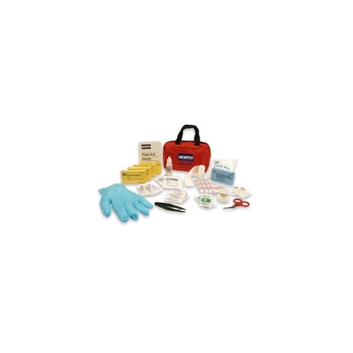 North Redi-Care Medium First Aid Kit w/CPR Barrier