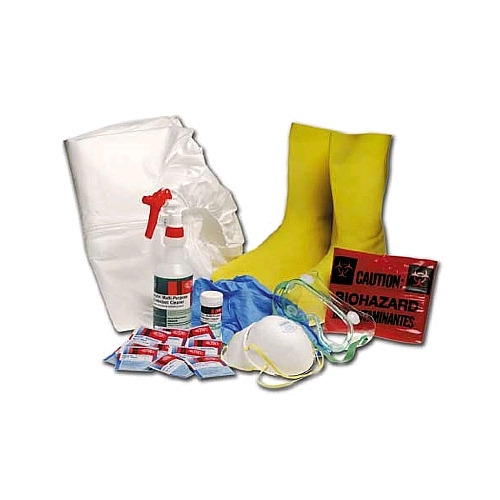 North 130023L Biohazard Response PPE Kit, Large