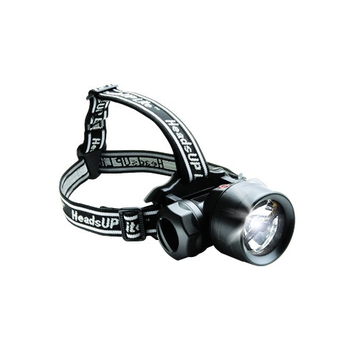 Pelican™ 2680 HeadsUp Lite Recoil LED Dive Headlamp